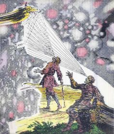 Sigmar Polke, Beyond the Rainbow / 2007 (Brown Acid or Human Body collage) Appropriation Art, Gerhard Richter, Revolutionary Artists, Pop Art, Francis Picabia, Claes Oldenburg, Jasper Johns, Expositions, Silk Screen Printing