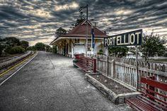 Station by wayne  sherriff, via 500px