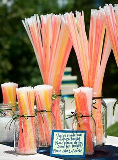 Wedding Sparklers « David Tutera Wedding Blog • It's a Bride's Life • Real Brides Blogging til I do!