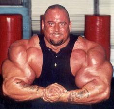 """Testosterone Pit - Home - How Big Is""""BIG"""""""