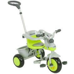 Joovy Tricycoo Tricycle, Greenie « Game Time Home