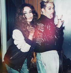 Vanessa&Mileyyy