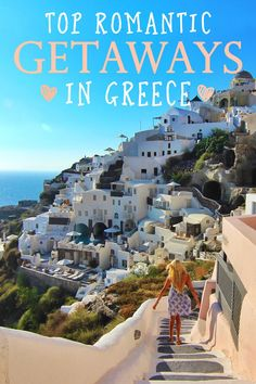 Greece and romance may as well be synonymous! Volcanic cliffs meet the beautiful blue sea where you and your loved one meet some of the most hospitable people we have found in this world.  The food makes for wonderfully romantic dinners and the culture will elevate your romance to new levels.