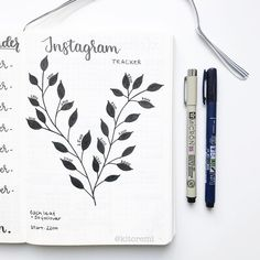 "699 Likes, 14 Comments - The Journal Life (@the.journal.life) on Instagram: ""Love this concept! @kitoremi • • • #bujo #bulletjournals #bulletjournal #bullet #journal…"""