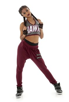 Is there anything better than Harem pants for a hip hop dance routine? Shop new Hip Hop styles at The Line Up