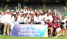 Texas A&M Aggies Women's Track - 2014 National Champs