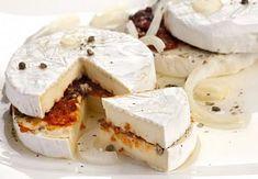 Nakládaný hermelín VI. Feta, Camembert Cheese, Dairy, Chili, Chile, Chilis