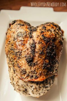 {Clean Eating Roasted Turkey Breast}.