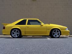 Image detail for -fox body mustang