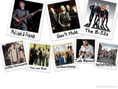 2012 Telluride Blues & Brews Festival Initial Line-up #TBB19