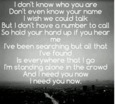 I Need You Now - Olly Murs