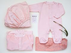 WHOLE X SWEETCASE // perfect baby girl set