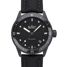 Blancpain Sport Fifty Fathoms Bathyscaphe, Ref. 5000-0130-B52A Mens' Watches - NEW - Purchase Online!