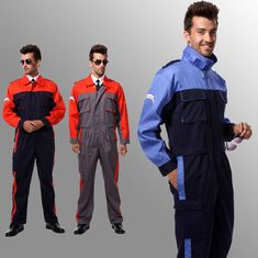 Cheap clothes tag, Buy Quality clothes print directly from China clothes vacuum Suppliers: Wholesales Fashion Men Coveralls Factory Uniforms Safety MensWorkwear Working clothes Big Size Suit Se Mechanic Jumpsuit, Mechanic Coveralls, Mens Coveralls, Safety Clothing, Work Uniforms, Men In Uniform, Harajuku Fashion, Wholesale Fashion, Work Wear