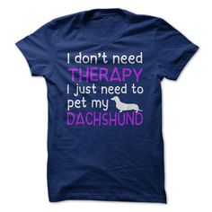 Pet My Dachshund T-Shirts, Hoodies. Get It Now ==► https://www.sunfrog.com/Pets/Pet-My-Dachshund.html?41382