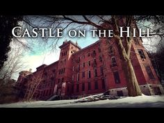 We make our way up a steep mountainside. Progress is difficult due to the pitch of the mountain and the thick layer of ice which had formed atop the fresh sn. Castle On The Hill, Abandoned Hospital, Solitude, Jackson, Old Things, Tours, America, Landscape, Health