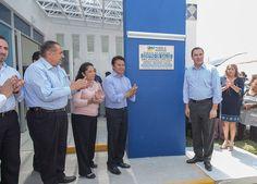 Remodelaron el Centro de Salud en San Andrés Cholula