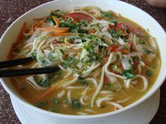 Thukpa, Recipe of Thukpa, Recipes, Cooking, Food, Dilli Haat, Nepal, Tibet, Tibetan Cuisine, Soup, The Kitchen Connect, Mcleod Ganj