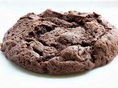Flourless almond butter chocolate cookies. I JUST made these, and they are THE BEST! This recipe is pure genius!