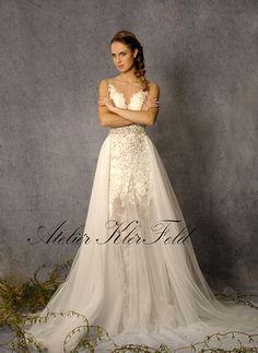 svatební šaty, Ateliér KlérFeld 2018 Formal Dresses, Wedding Dresses, One Shoulder Wedding Dress, Fashion, Formal Gowns, Moda, Bridal Dresses, Alon Livne Wedding Dresses, Fashion Styles