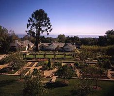 "San Ysidro Ranch, A Rosewood Resort (Santa Barbara, CA). ""When you drive up this 500-acre property's long driveway lined with olive trees and lavender, you have the sense of being on the frontier...In addition to the 27 rooms in the main house, most of the 14 vine-covered cottages have decks and hot tubs. Eat at the Stonehouse Restaurant, where chef John Trotta serves refined dishes like mascarpone and scallion risotto."""