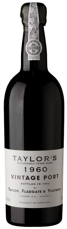 Classic Vintage, the special Port wine from Taylor's