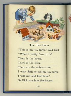 Fun with Dick and Jane!