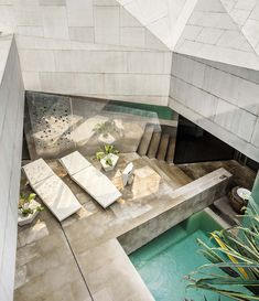 Under wraps: find out what's behind AGi Architects' folded, forbidding concrete facade Read more at http://www.wallpaper.com/architecture/agi-architects-origami-house-kuwait#3trFaap1dsD1ELUK.99