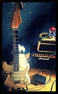 Mummy : Fender Strat Vintage '62