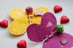 Kuvahaun tulos haulle ystävänpäiväkortti askartelu lapset Diy, Bricolage, Do It Yourself, Homemade, Diys, Crafting