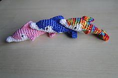 Ravelry: Dolfijn / Dolphin pattern by Ami Fan