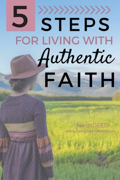 Living authentically for Christ involves losing your life for His glory in the everyday. Here are 5 steps for doing so outlined from Matthew 11:26. | How to Live for God | True Faith | Lose Your Life for Jesus | Authentic Faith | How to Be a Christian | Living for Jesus | How to Follow Jesus