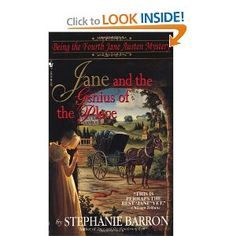 Being aJane Austen Mystery>>Jane And The Genius Of The Plane. By Stephanie Barron