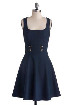 Delightfully Charming Dress   Mod Retro Vintage Dresses   ModCloth.com