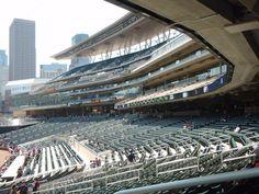 MN Twins Baseball stadium