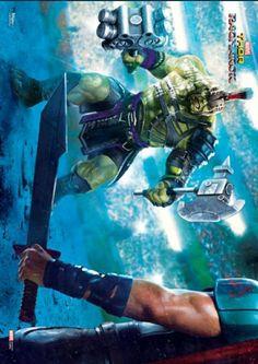 Hulk -Thor Ragnarok