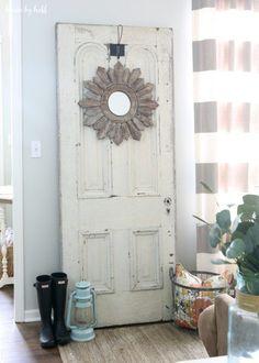 New Old Door - House by Hoff