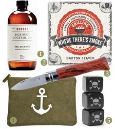 Hip gifts for dads from Salt & Sundry