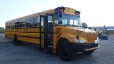 2018 IC School Bus with Cummins ISB with exhaust brake. Diesel Cars, Diesel Fuel, International School, Weather Conditions, Transportation, Automobile, Trucks, Vehicles, School Buses