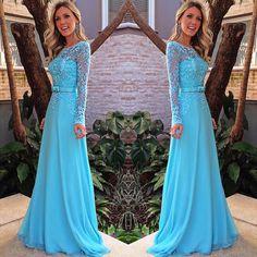 """Linda demais!!!  Amei!! @nativozza  #dress #wedding #details #byisabellanarchi…"