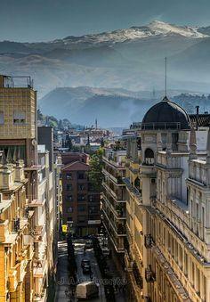 Granada. Spain.