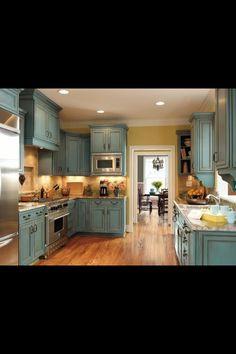Kitchen cabinet love                                                                                                                                                      More