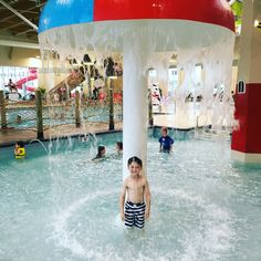 PA Travel: Water Works at Hershey Lodge #SweetestMoms [hosted]