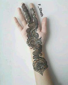 51 new ideas arabian bridal henna mehndi designs Henna Hand Designs, Dulhan Mehndi Designs, Mehndi Designs Finger, Latest Arabic Mehndi Designs, Latest Bridal Mehndi Designs, Full Hand Mehndi Designs, Mehndi Designs Book, Mehndi Designs For Girls, Mehndi Designs For Beginners