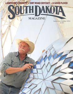SOUTH DAKOTA MAGAZINE is proud to be the premier explorer of South Dakota! Subscribe or give a gift ... one year is just $23.