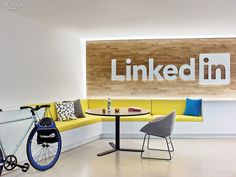 LinkedIn Office Midtown, New York I The Creative Class office Design 4 Manhattan Tech and Media Offices | Projects | Interior Design