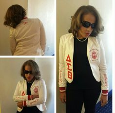 This jacket is FIYAH!!! #TheCherryStitch www.thecherrystitch.com or email thecherrystitch@gmail.com