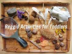 Collection of wonderful reggio inspired activities