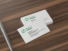Corporate Card Design