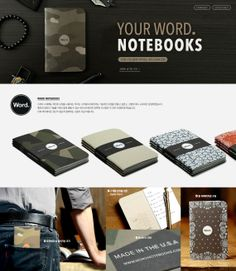 텐바이텐 10X10 : Your Word. Notebooks